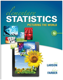 Elementary Statistics: Picturing the World 6e